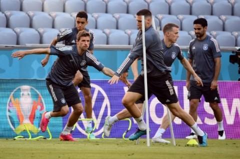Fakta Jelang Prancis vs Jerman: Pemain Jerman Belum Pernah Cetak Gol di Euro!