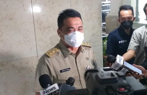 Wagub DKI: Presiden Instruksikan Disiplin Penggunaan Masker Ditingkatkan
