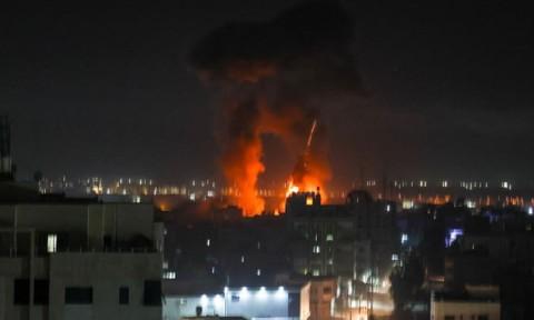 Israel Lakukan Serangan Udara Baru ke Gaza, Gencatan Senjata Berakhir
