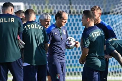 Jadwal Siaran Langsung Euro 2020: Gli Azzurri Ditantang Swiss