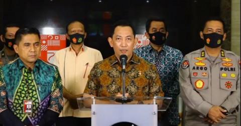 Sempat Ditelepon Jokowi, Kapolri Terbitkan Telegram Lawan Pungli di Pelabuhan