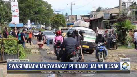 Pendeta Ikut Turun ke Jalan di Simalungun, Ini Pemicunya