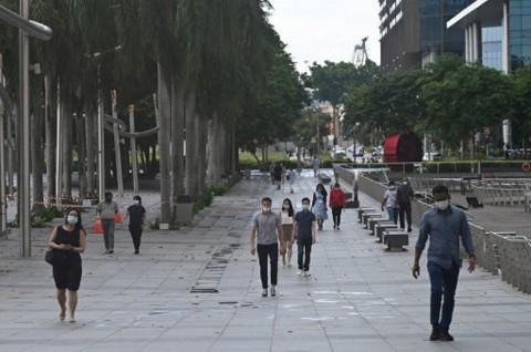 Hampir 50 Persen Warga Singapura sudah Divaksinasi Covid-19