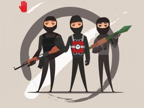 Wapres: Terorisme Bukan Jihad, tapi Merusak