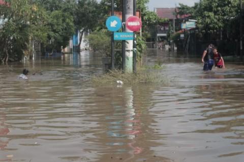 BPBD Ungkap Penyebab Banjir Bekasi