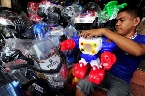 Ekspor Tembus USD343 Juta, Kemenperin Pacu Inovasi Industri Mainan Anak
