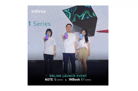 Infinix Note 10 Pro Series Sapa Konsumen Indonesia