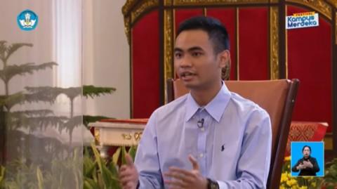 Cerita Mahasiswa UB yang Berkesempatan Berbincang Langsung dengan Jokowi