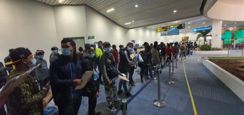 172 ABK WNI yang Tertahan di Fiji Berhasil Pulang ke Indonesia