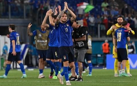 6 Fakta Menarik Usai Italia Lolos ke Babak 16 Besar