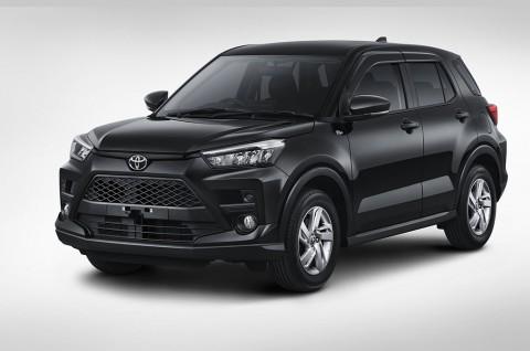 Perdana Di Dunia, Toyota Raize 1.200 cc Meluncur Di Indonesia