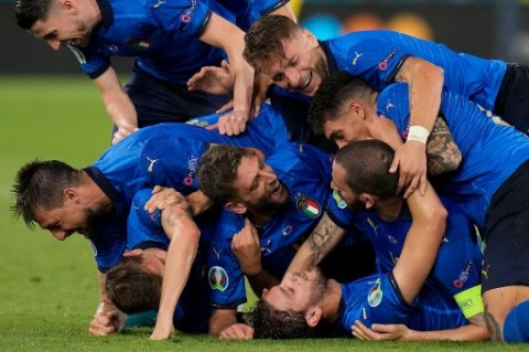 <i>Update</i> Klasemen Grup A Euro 2020: Italia Lolos 16 Besar, Turki Terjepit