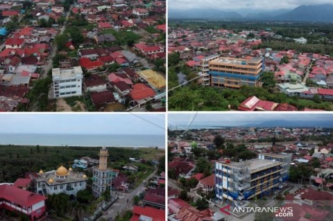 Peralatan Mitigasi Gempa dan Tsunami Kota Padang Dicuri