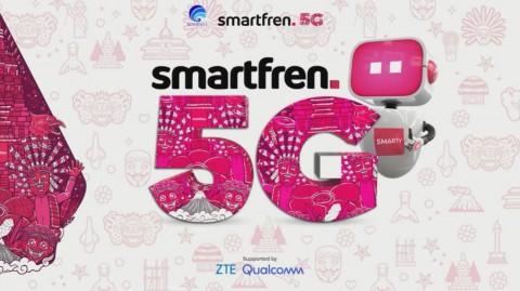 Uji Coba 5G, Smartfren: Kami Ingin 5G Secara Totalitas
