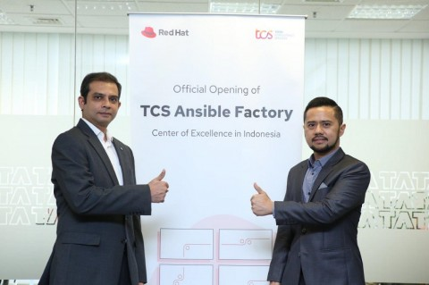 Red Hat dan TCS Gelar Ansible Factory Center of Excellence