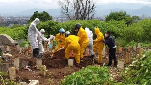 Jenazah Suspek Covid-19 Wajib Dimakamkan di TPU Cikadut Bandung