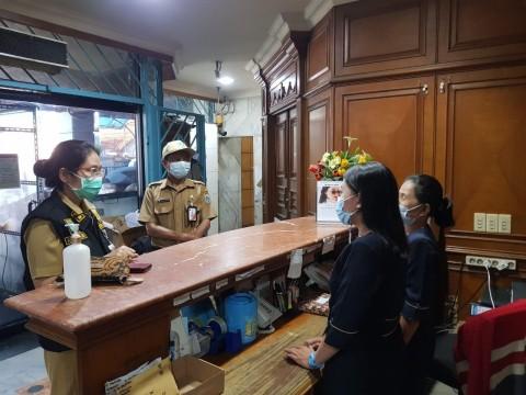 Covid-19 Menyerang 6 Perkantoran di Jakarta Pusat
