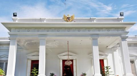 Istana Kepresidenan Terapkan WFH 75 Persen