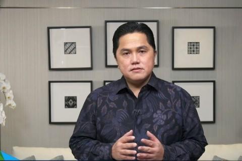 Erick Thohir Cerita Peran BUMN saat Pandemi di UN Global Leader Summit