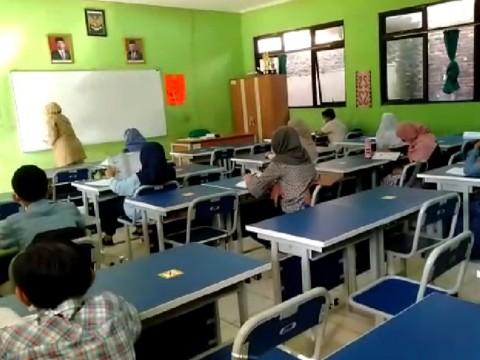 Disdik Kota Bekasi Bahas Nasib PTM Usai PPDB Online