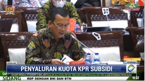 Bank BTN Minta Kuota KPR Subsidi Ditambah 70 Ribu Unit