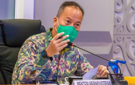 Menperin: Belanja Pemerintah Rp607,7 Triliun Jadi Peluang Serap Produk Lokal