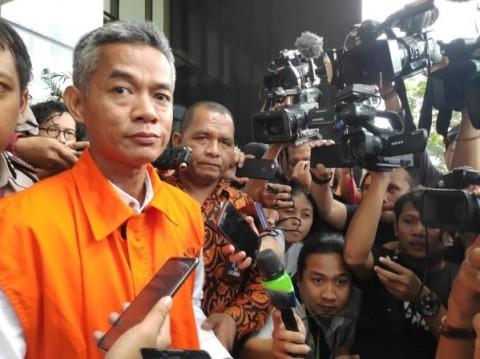 Eks Komisioner KPU Wahyu Setiawan Dijebloskan ke Bui