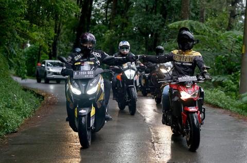 Tora dan Darius Kampanye Kebersihan di Wonderful Ride