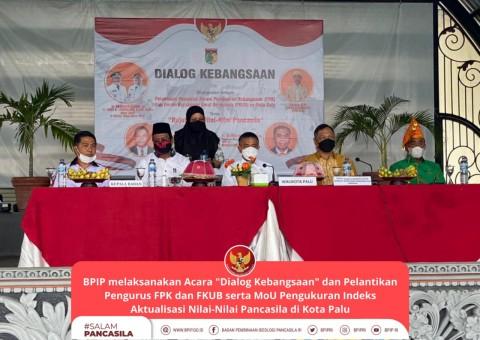 BPIP: Pancasila Melindungi Masyarakat