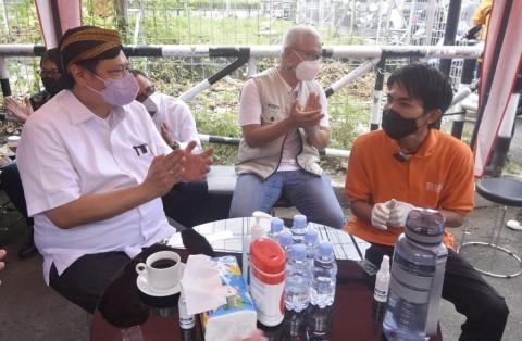 Gara-gara Patah Hati, Alumni Kartu Prakerja Ini Terinspirasi Bangun Usaha Kuliner