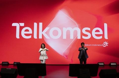Ganti Logo, Telkomsel Ingin Beri Semangat Baru