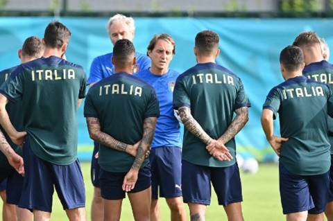 Prediksi Italia vs Wales: Gli Azzurri Bidik Rekor Sempurna