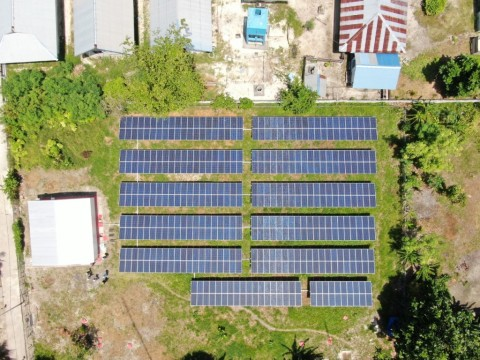 Perusahaan RI Giat Mendukung Pengembangan Energi Terbarukan