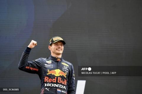 F1GP Prancis: Verstappen Raih Kemenangan Dramatis