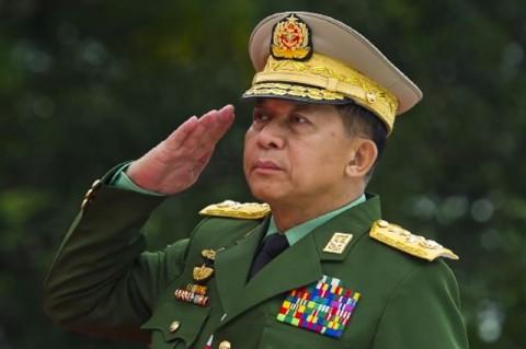 Pemimpin Militer Myanmar Tiba di Moskow untuk Hadiri Konferensi Keamanan