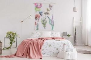 7 Dekorasi Bikin Kamar Tidur Sempit Tampak Nyaman