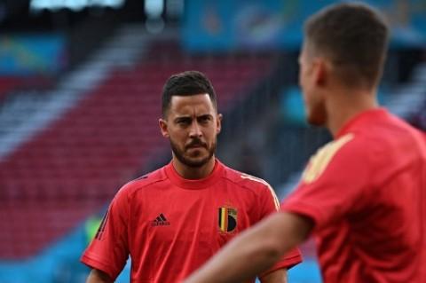 Hazard tidak Akan Membiarkan Cederanya Mengganggu Perjuangan Timnas Belgia