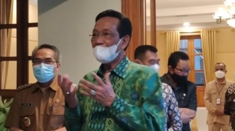 Sultan: Pemerintah Tak Mampu Biayai Ongkos <i>Lockdown</i>