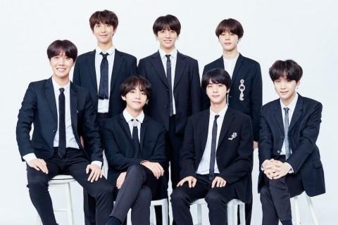 Lagu Butter BTS Masih Rajai Tangga Lagu K-Pop