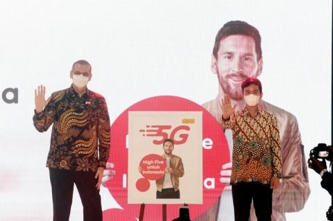 Resmi, Indosat Gelar 5G di 5 Kota