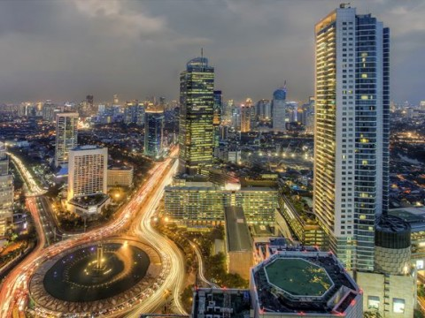 Governor Upbeat about Jakartas Recovery on Its 494th Anniversary
