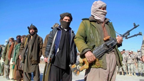 Pasukan AS Ditarik, Taliban Kuasai Distrik Penting di Afghanistan