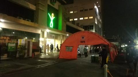 RSUD Kota Bekasi Dirikan Tenda di Depan Ruang IGD