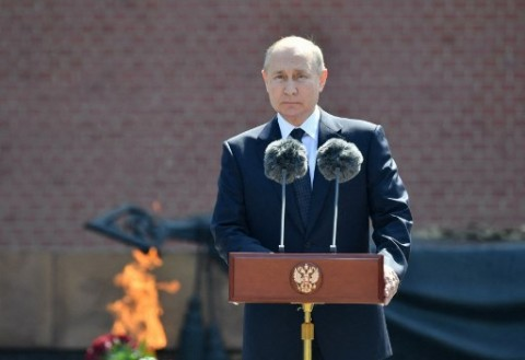 Putin Tuding AS Organisir Kudeta di Ukraina pada 2014