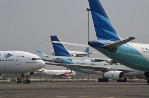 Hong Kong Hentikan Sementara Penerbangan Garuda Indonesia