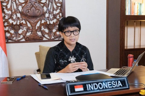 Indonesia Urges Non-Aligned Movement to Seek Durable Solution for Palestine