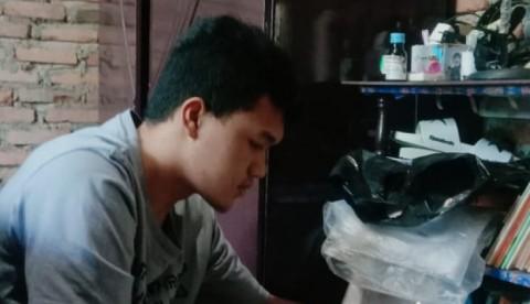 Jalan Terjal Alfin Syadad Menembus Teknik SIpil UGM Tanpa Tes