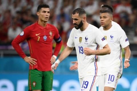 14 Fakta Menarik setelah Portugal Menahan Imbang Prancis