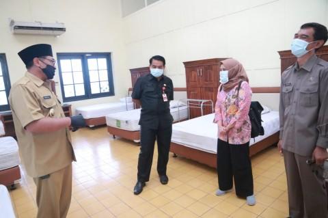 Pemkot Malang Perpanjang Izin Gedung Safe House untuk Pasien Covid-19