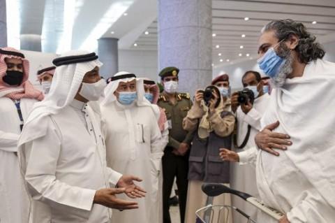 Persiapan Pelayanan Haji Sesuai Protokol Covid-19 di Arab Saudi Sudah Siap